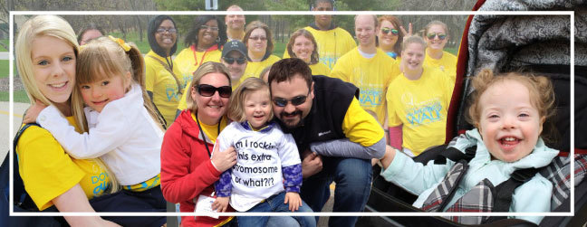 2nd Annual Down Syndrome Awareness Walk benefiting Racine, Kenosha & Walworth